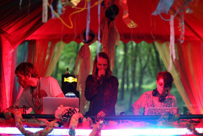 Thomash (VOODOOHOP) // Peter Power // A MACACA @ Chill-Out Festival Turkey